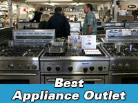 Best appliance outlet