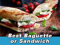 Best baguette or sandwich
