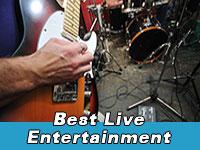 Best live entertainment