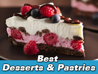 Best desserts & pastries