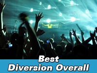 Best diversion overall