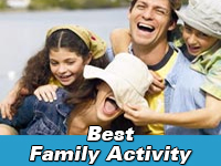 Best family activity