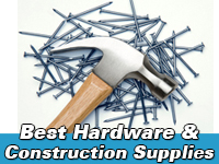 Best hardware and construction supplies