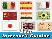Best International Cuisine