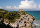 Tulum, sacred Mayan City of Dawn