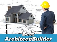 Best architect or builder