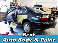 Best auto body & paint