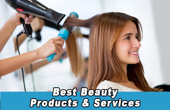 Best beauty products & services