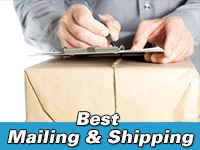 Best mailing & shipping