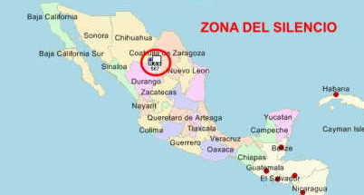 Mexico's Dead Zone (Zona de Silencio) mystery haunts the ... on maps of animals, maps of movies, maps of western, maps of nature, maps of god, maps of everything, maps of london, maps of hollywood, maps of fun, maps of florida, maps of heaven, maps of sports, maps of castle,