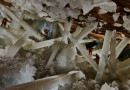 Mexico's mysterious crystal cave