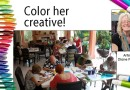 Color her creative!
